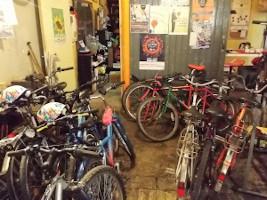 Vélos à démonter