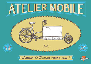 Illustration atelier mobile