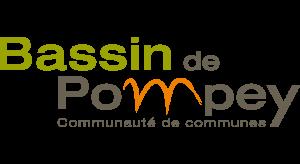 Logo de la ComCom du Bassin de Pompey